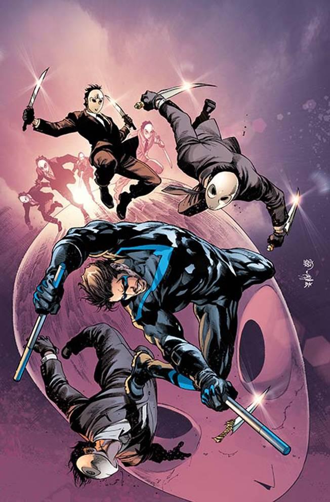 Nightwing #2 (Cover B Ivan Reis)
