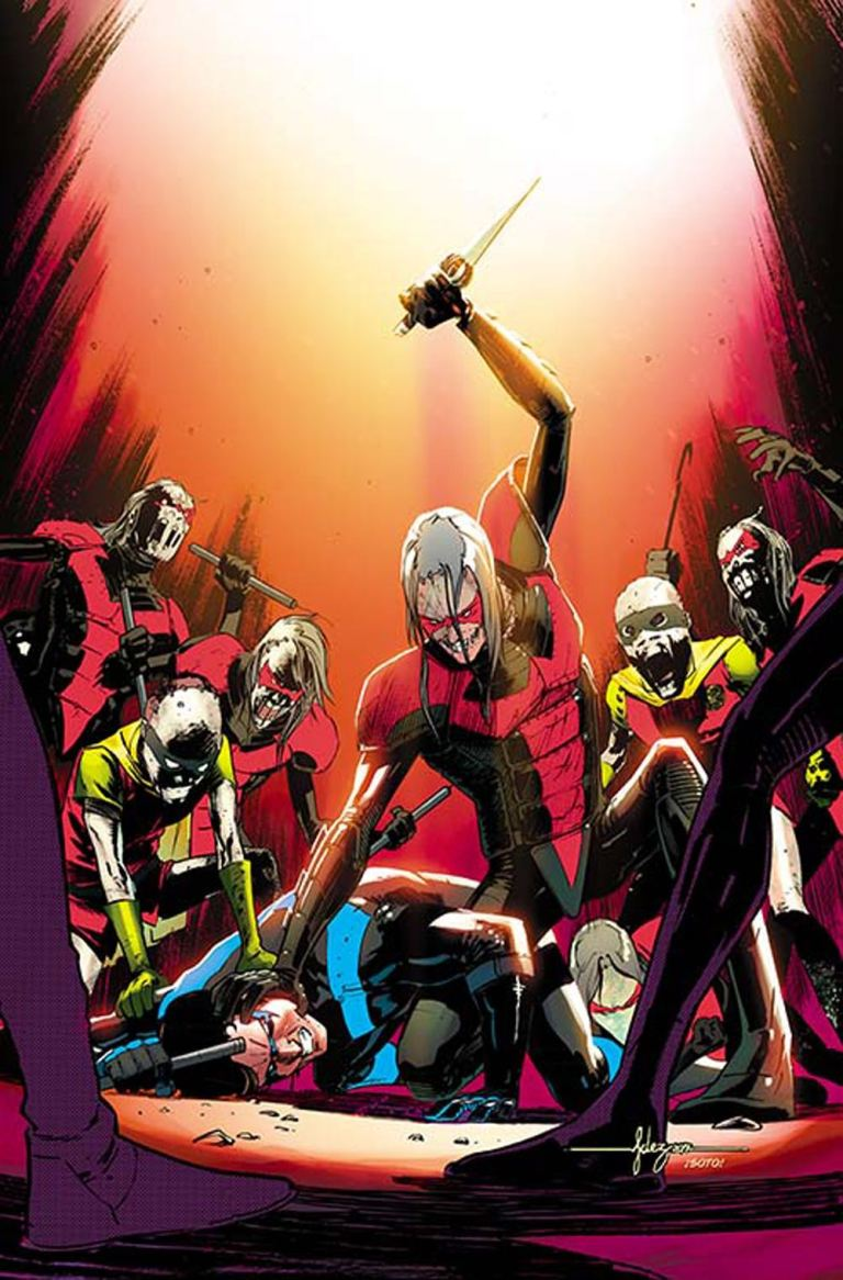 Nightwing #20 (Cover A Javi Fernandez)