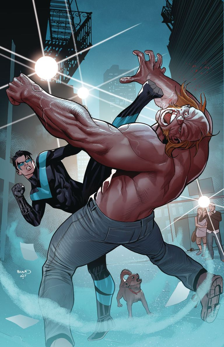 Nightwing #22 (Cover A Paul Renaud)