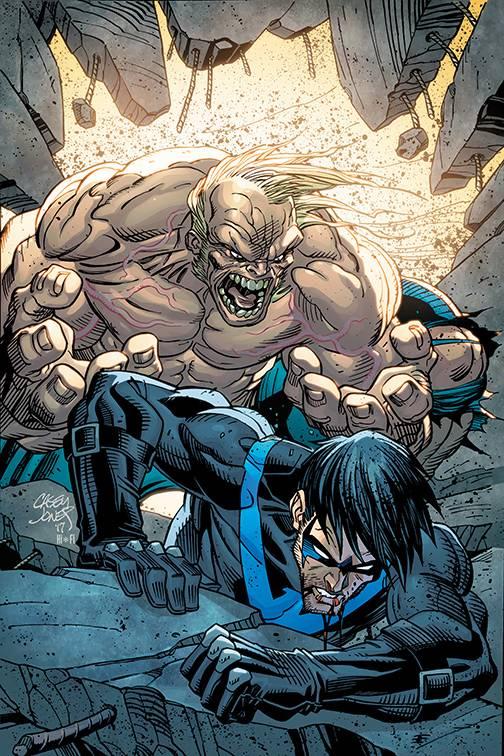 Nightwing #22 (Cover B Casey Jones)