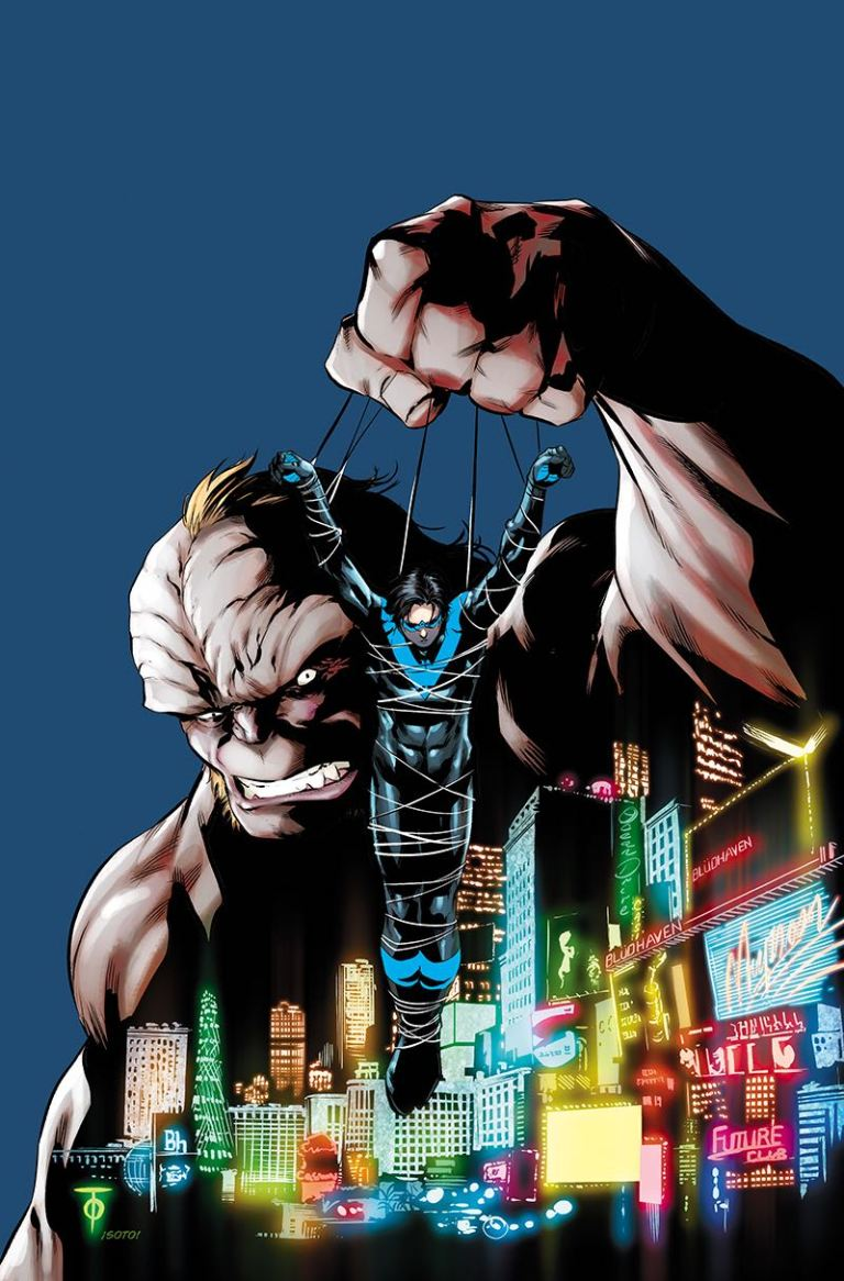 Nightwing #23 (Cover A Paul Renaud)