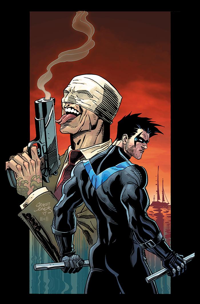 Nightwing #23 (Cover B Casey Jones)