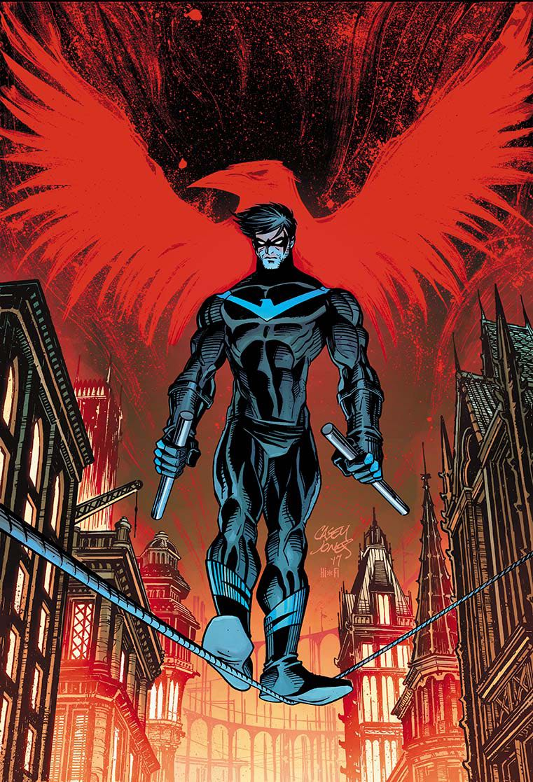 Nightwing #24 (Cover B Casey Jones)