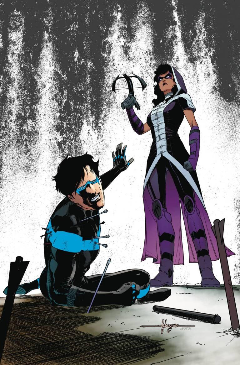 Nightwing #26 (Cover A Javier Fernandez)