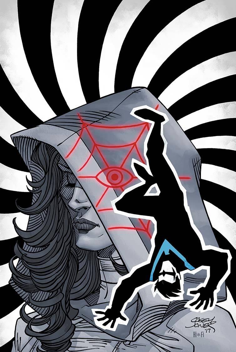 Nightwing #26 (Cover B Casey Jones)