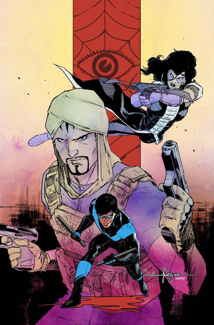 Nightwing #27 (Cover A Javier Fernandez)