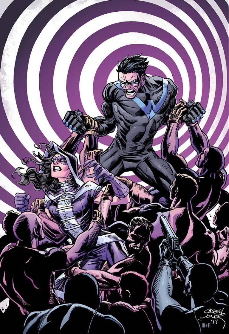 Nightwing #27 (Cover B Casey Jones)