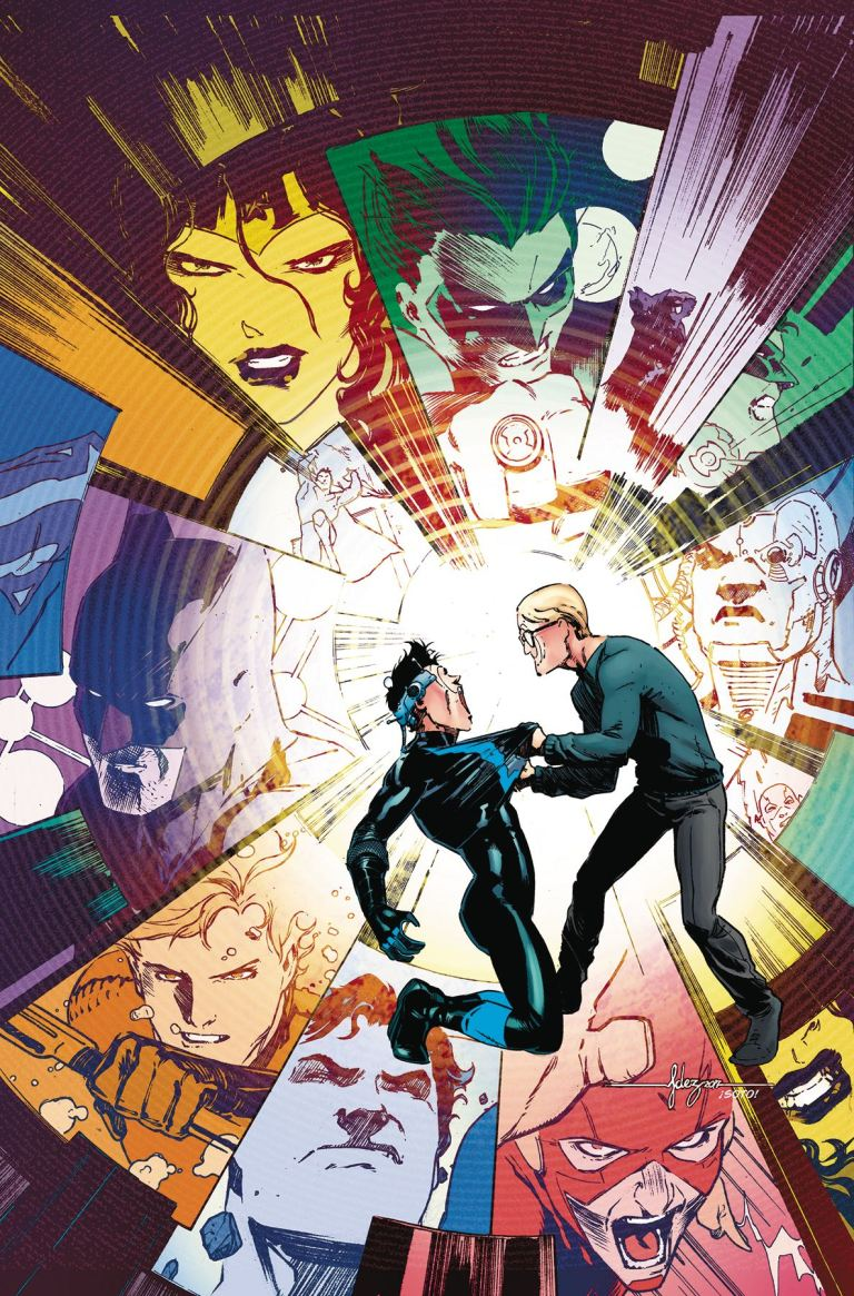 Nightwing #28 (Cover A Javier Fernandez)