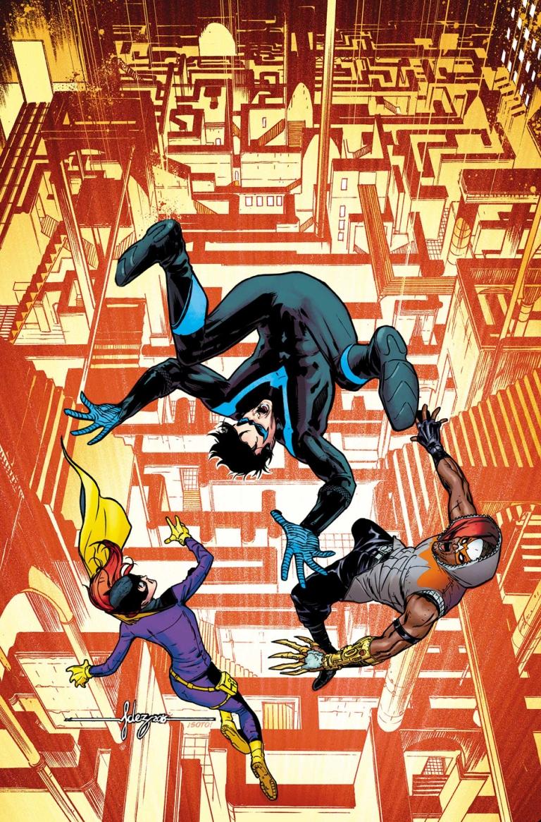 Nightwing #3 (Cover A Javi Fernandez)