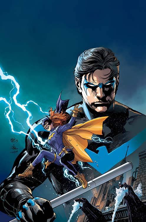 Nightwing #3 (Cover B Ivan Reis)