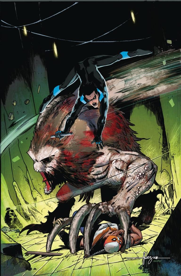 Nightwing #4 (Cover A Javi Fernandez)
