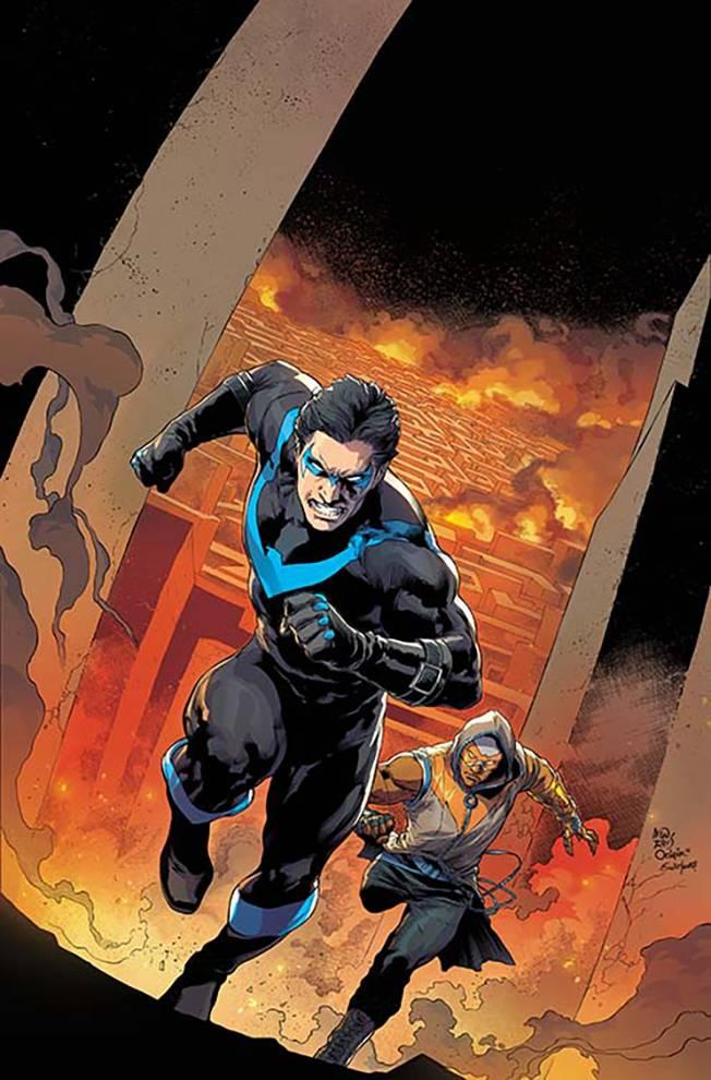Nightwing #4 (Cover B Ivan Reis)