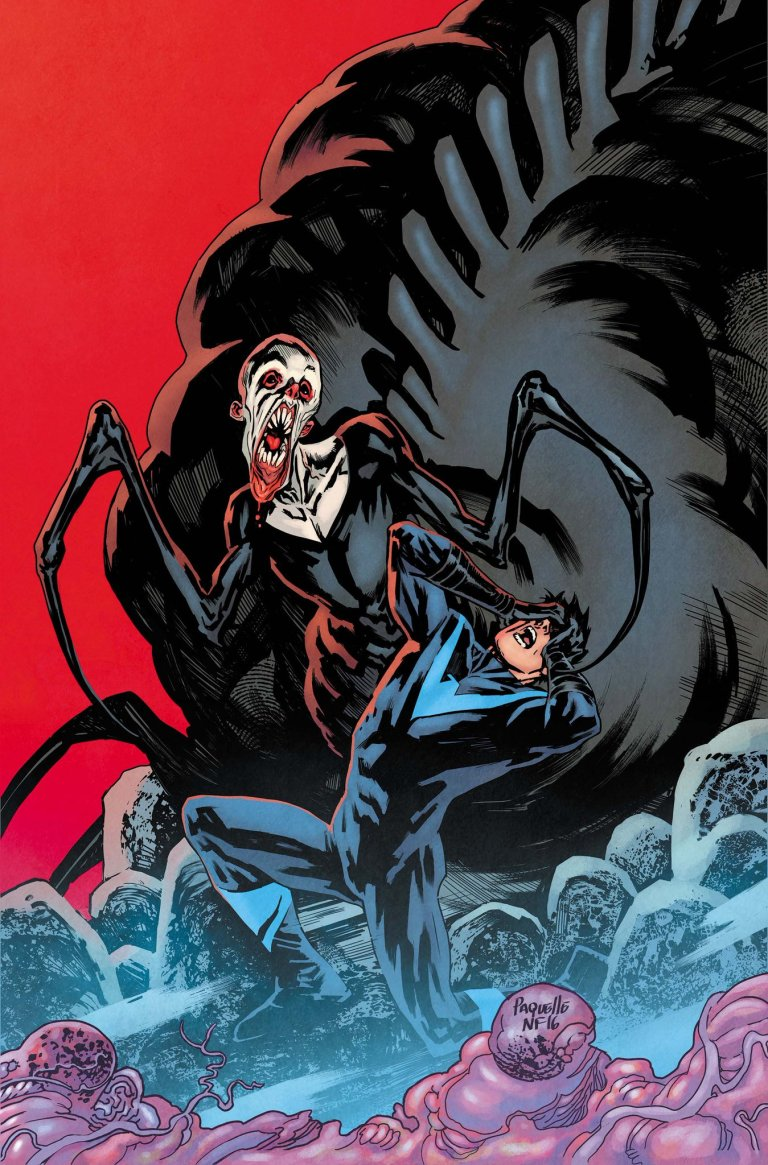 Nightwing #5 (Cover A Yanick Paquette)