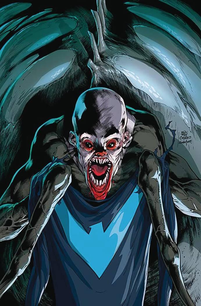 Nightwing #5 (Cover B Ivan Reis)