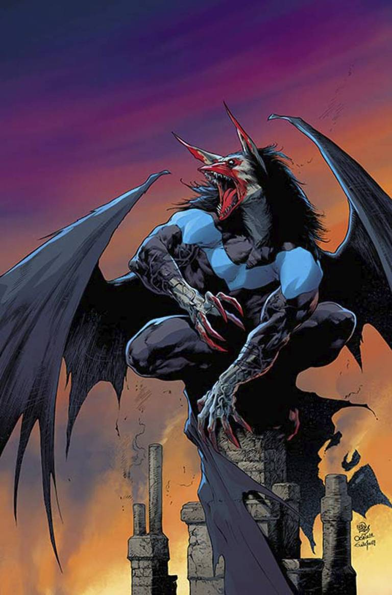 Nightwing #6 (Cover B Ivan Reis & Joe Prado)