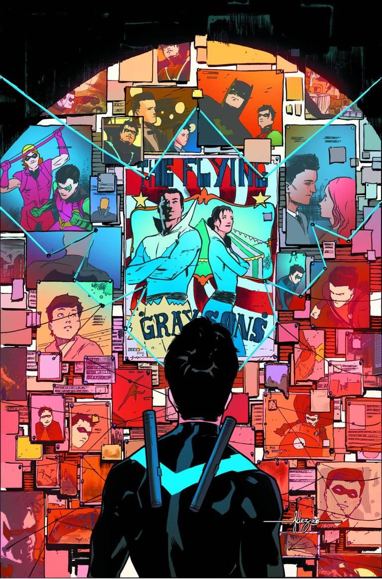 Nightwing #7 (Cover A Javi Fernandez)