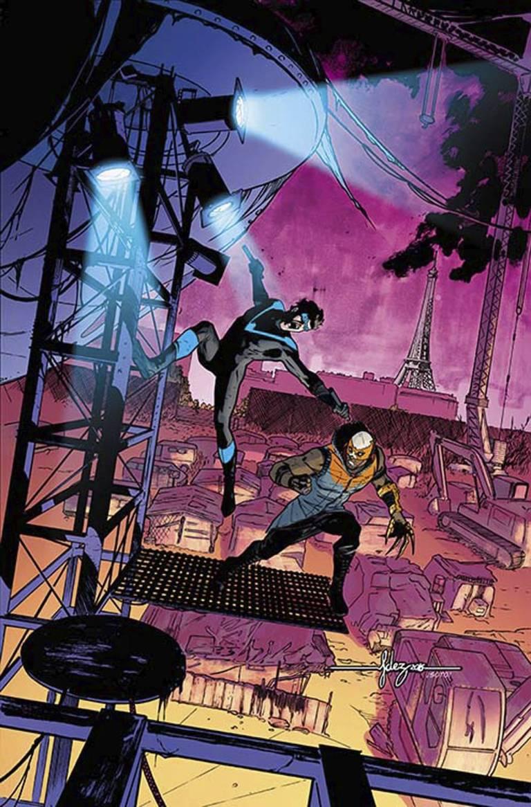 Nightwing #8 (Cover A Javier Fernandez)