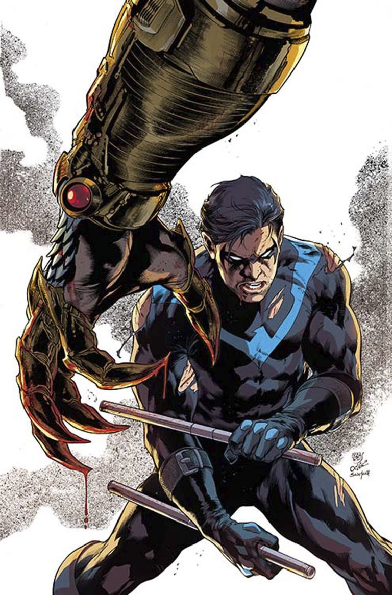 Nightwing #8 (Cover B Ivan Reis & Joe Prado)