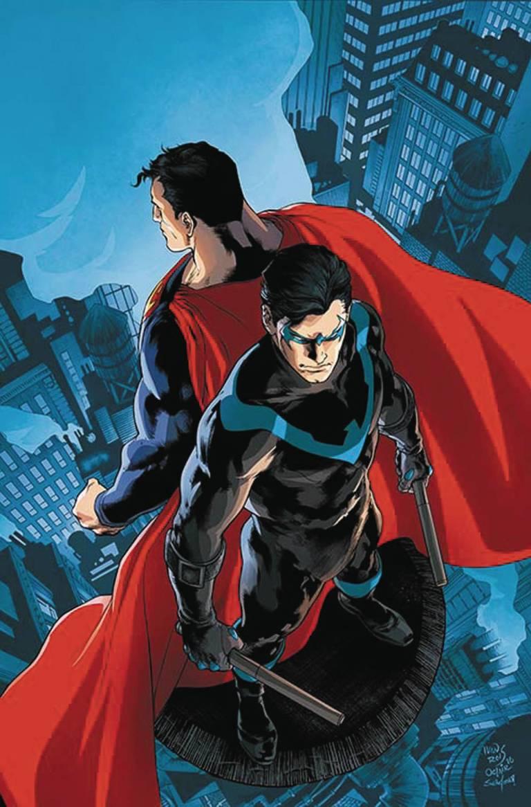 Nightwing #9 (Cover B Ivan Reis &nd Joe Prado)