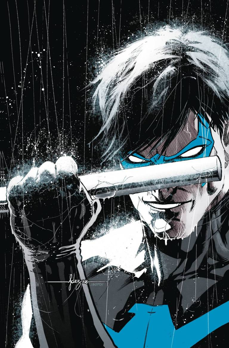 Nightwing Rebirth #1 (Cover A Javi Fernandez)