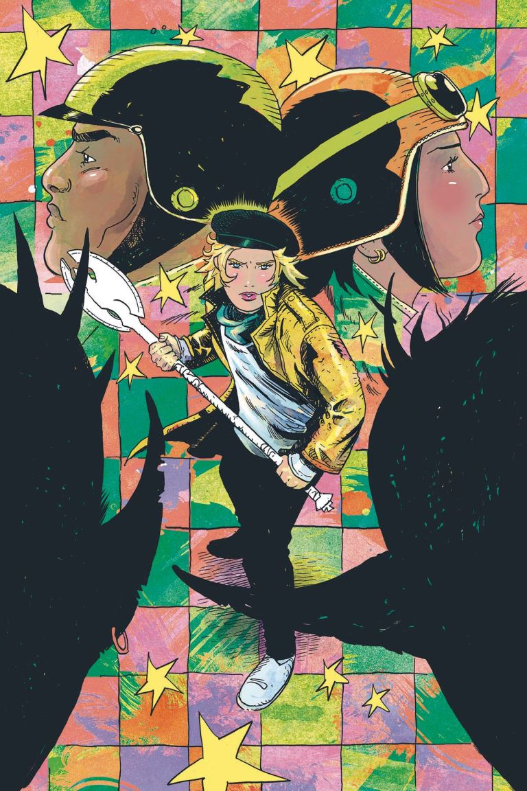 Once and Future Queen #3 (Nick Brokenshire Cover)