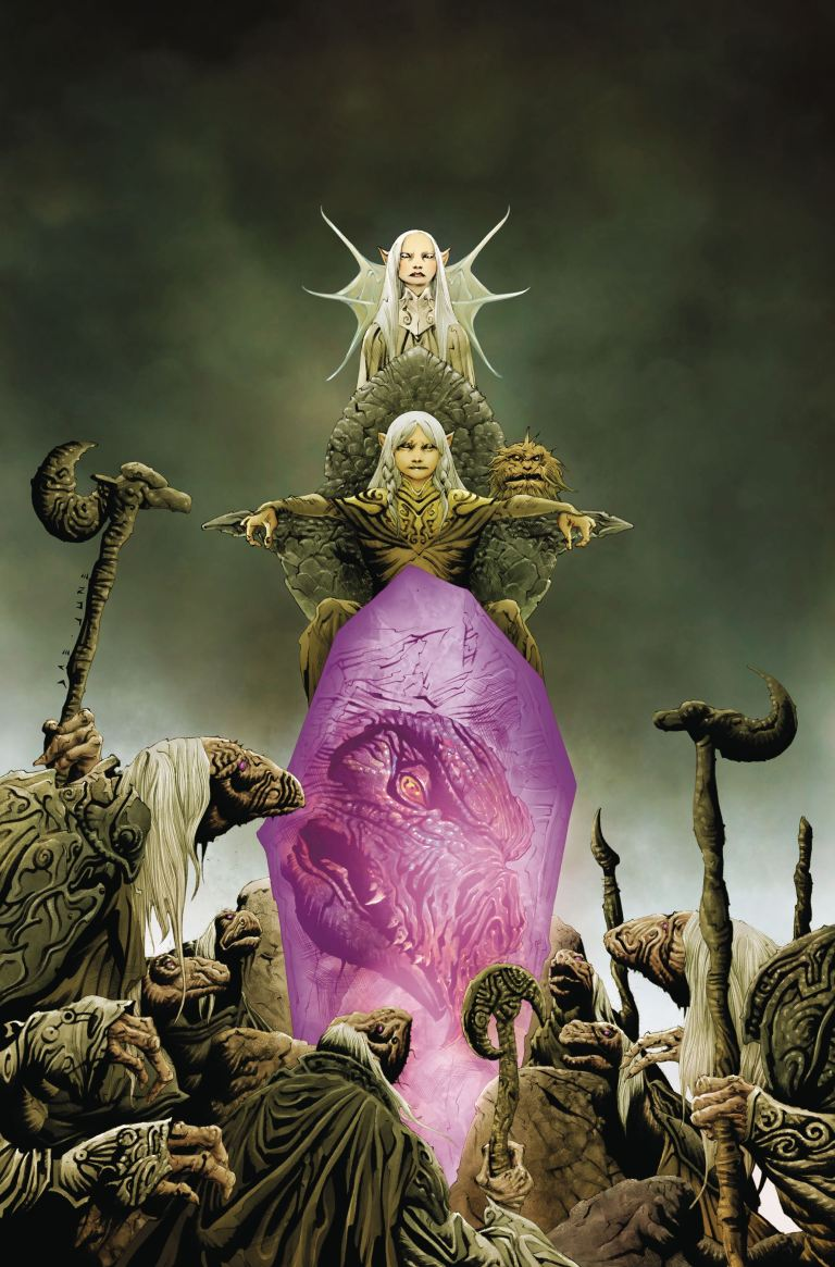 Power Of The Dark Crystal #1 (Cover A Jae Lee & June Chung)
