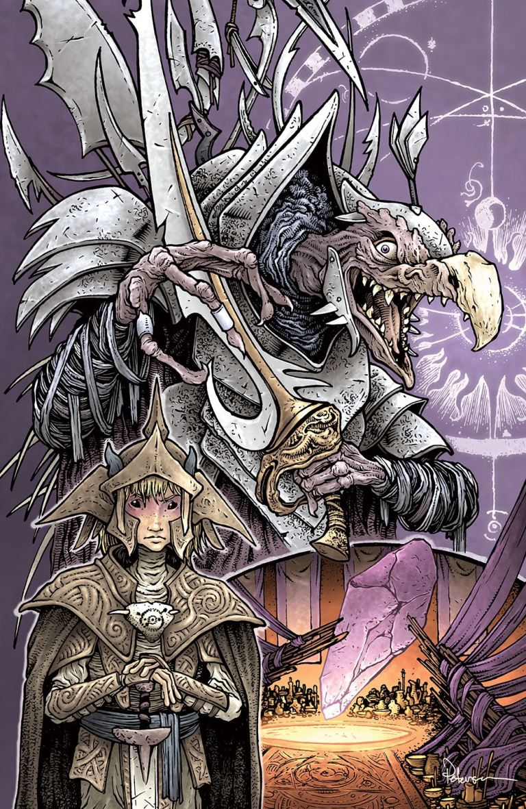 Power Of The Dark Crystal #1 (Cover C David Petersen)