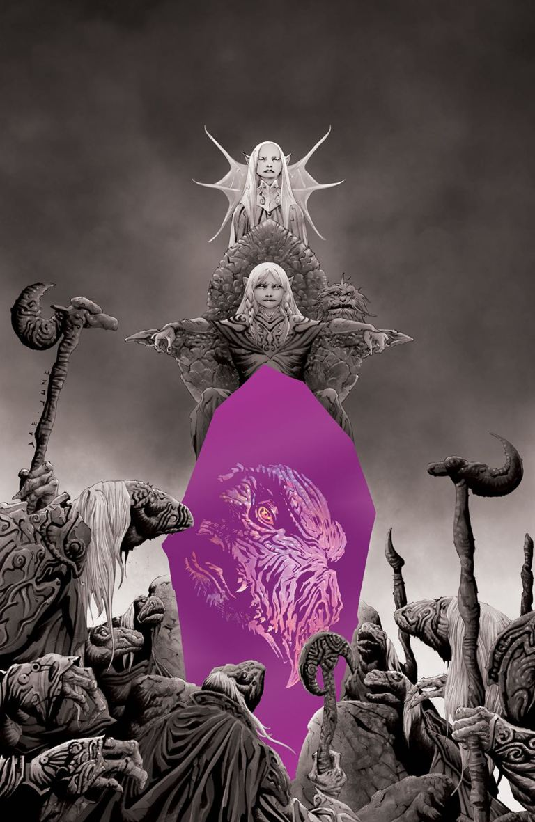 Power Of The Dark Crystal #1 (Cover D Jae Lee & June Chung)