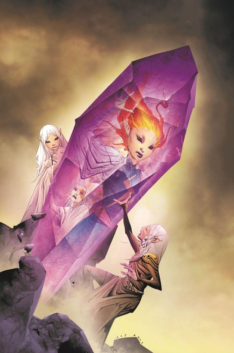 Power Of The Dark Crystal #4 (Cover D Jae Lee)