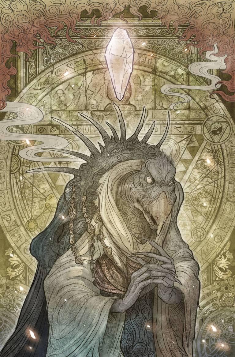 Power Of The Dark Crystal #5 (Cover B Sana Takeda)