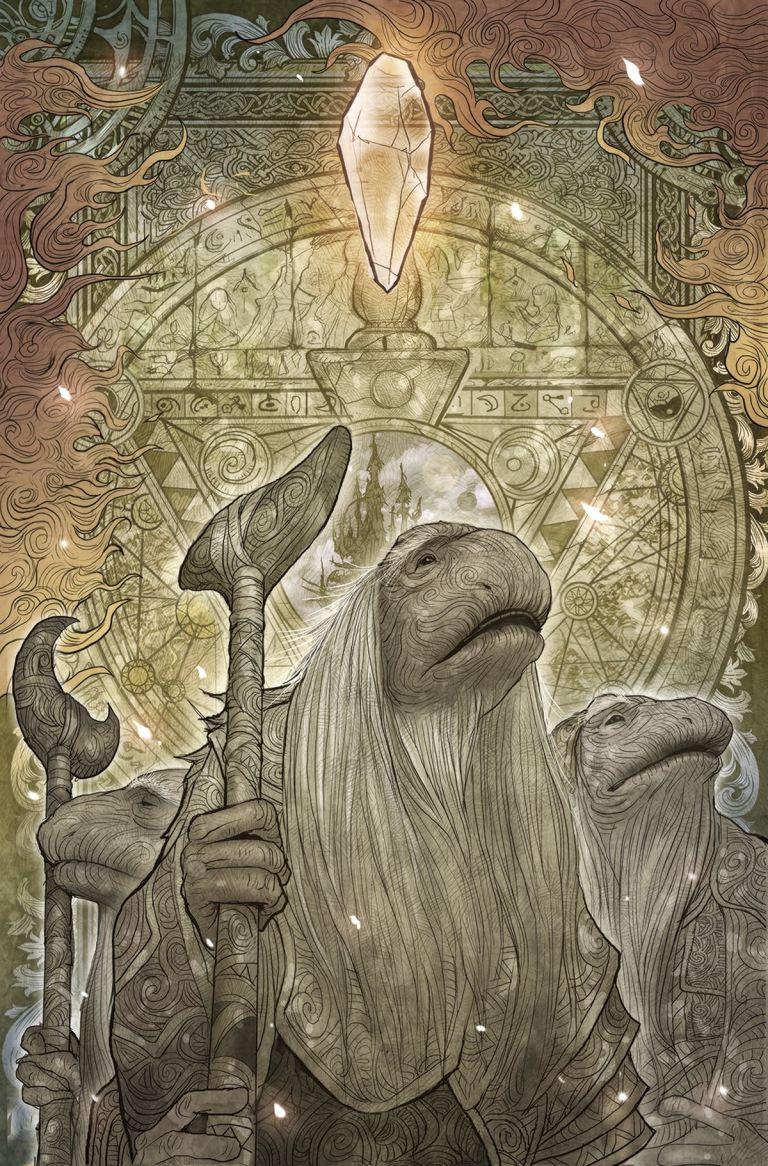 Power Of The Dark Crystal #6 (Cover B Sana Takeda)