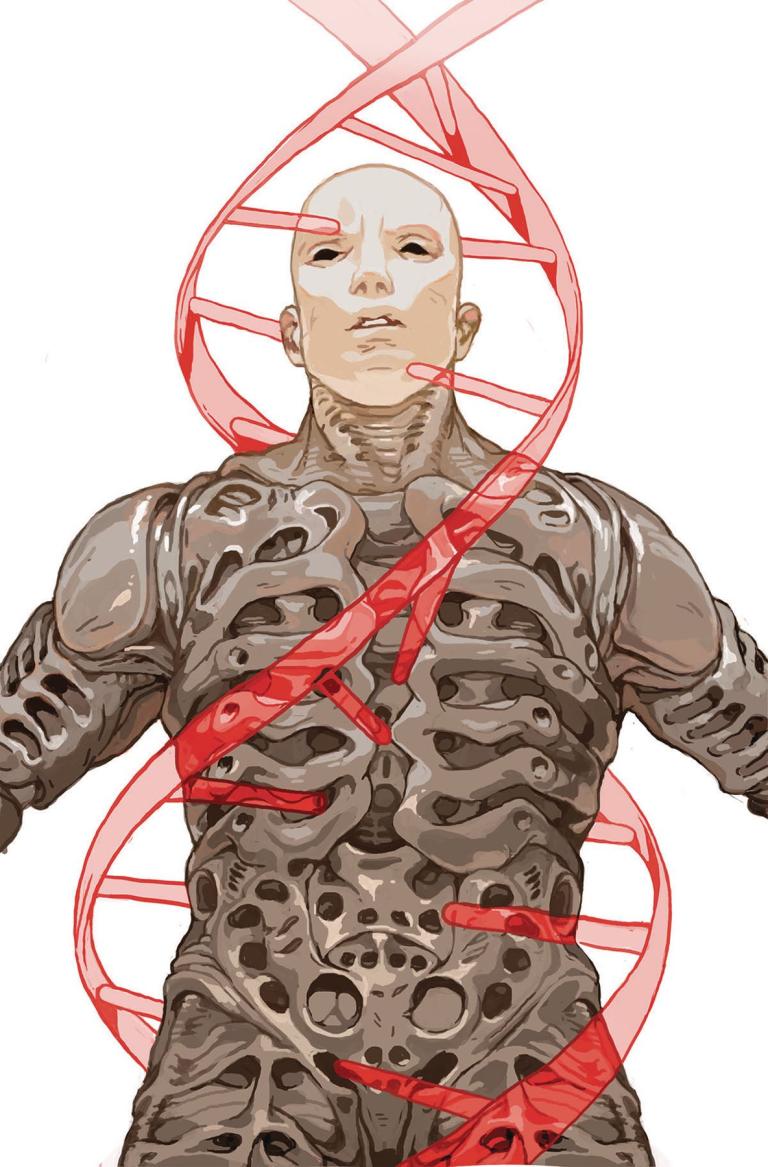 Prometheus Life And Death #1 (Cover B Sachin Teng)