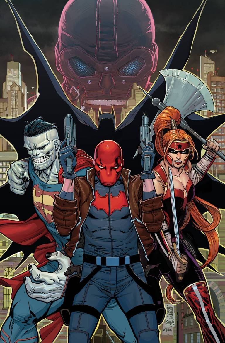 Red Hood And The Outlaws #1 (Cover A Giuseppe Camuncoli & Cam Smith)