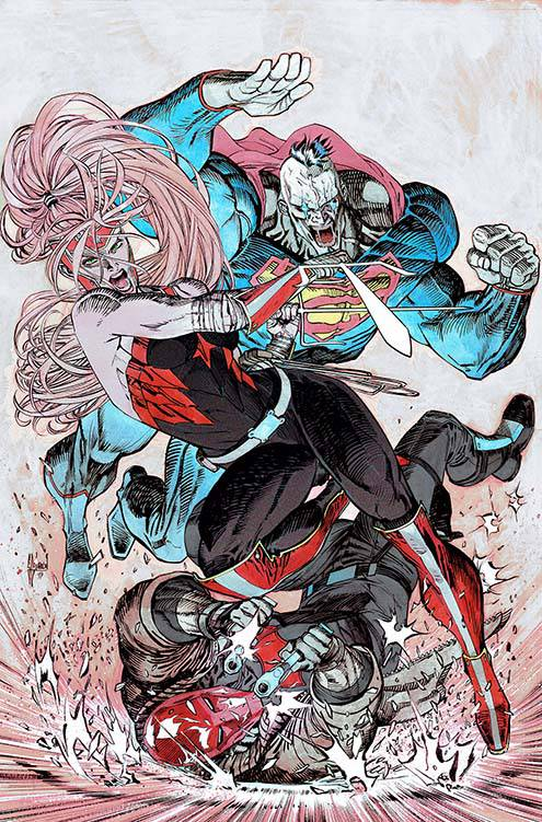 Red Hood And The Outlaws #10 (Cover B Guillem March)