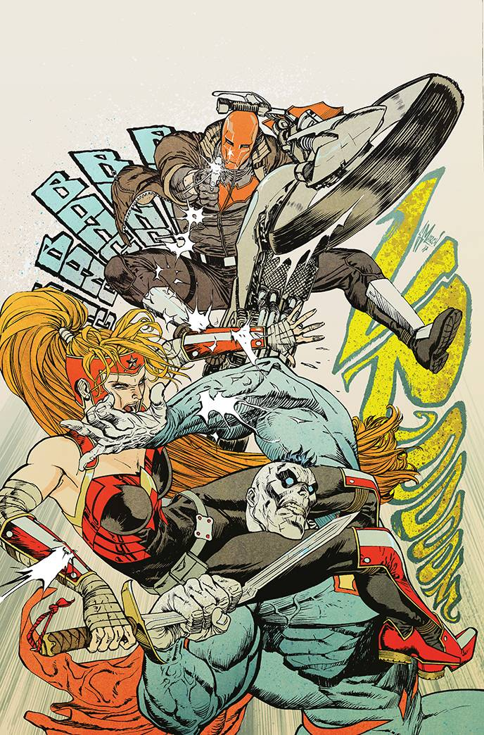 Red Hood And The Outlaws #11 (Cover B Guillem March)