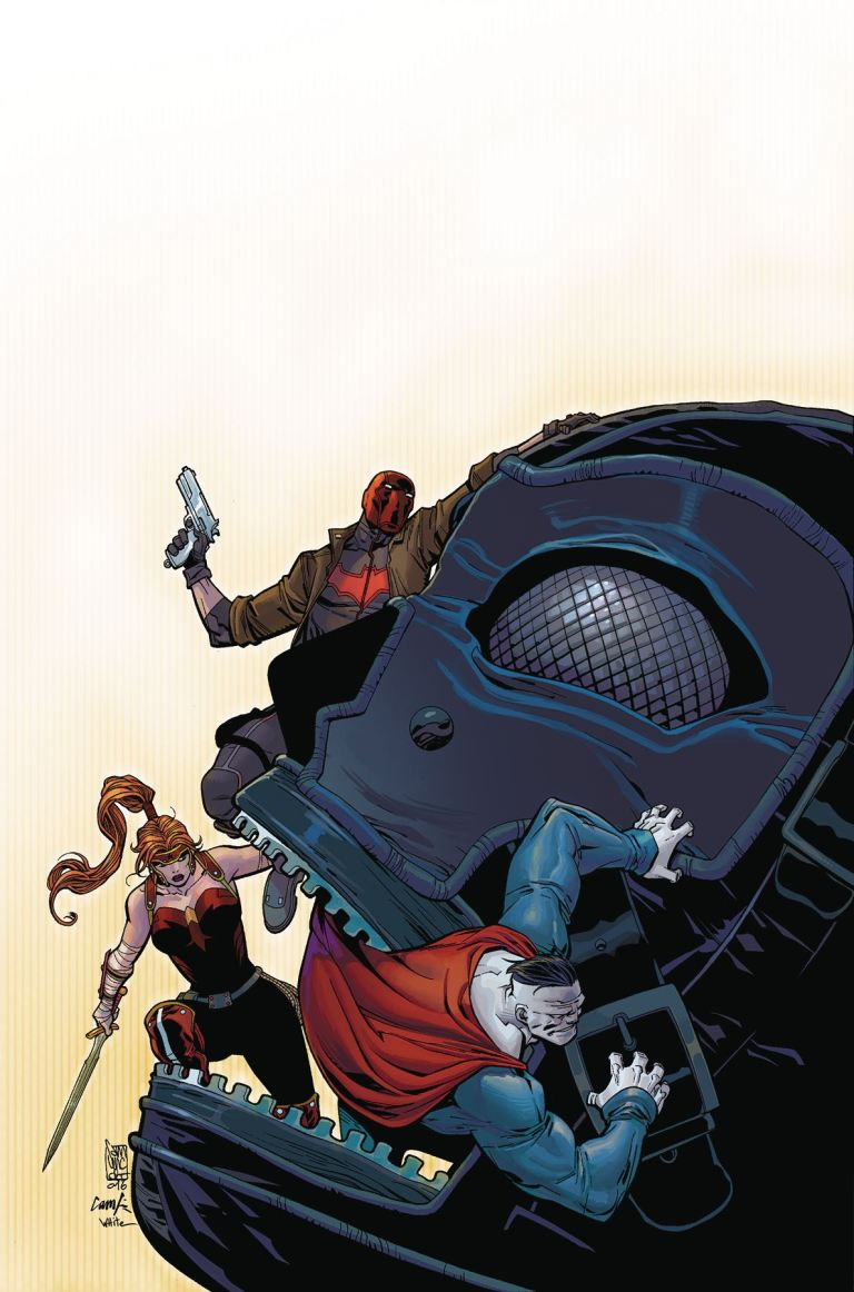Red Hood And The Outlaws #5 (Cover A Giuseppe Camuncoli & Cam Smith)