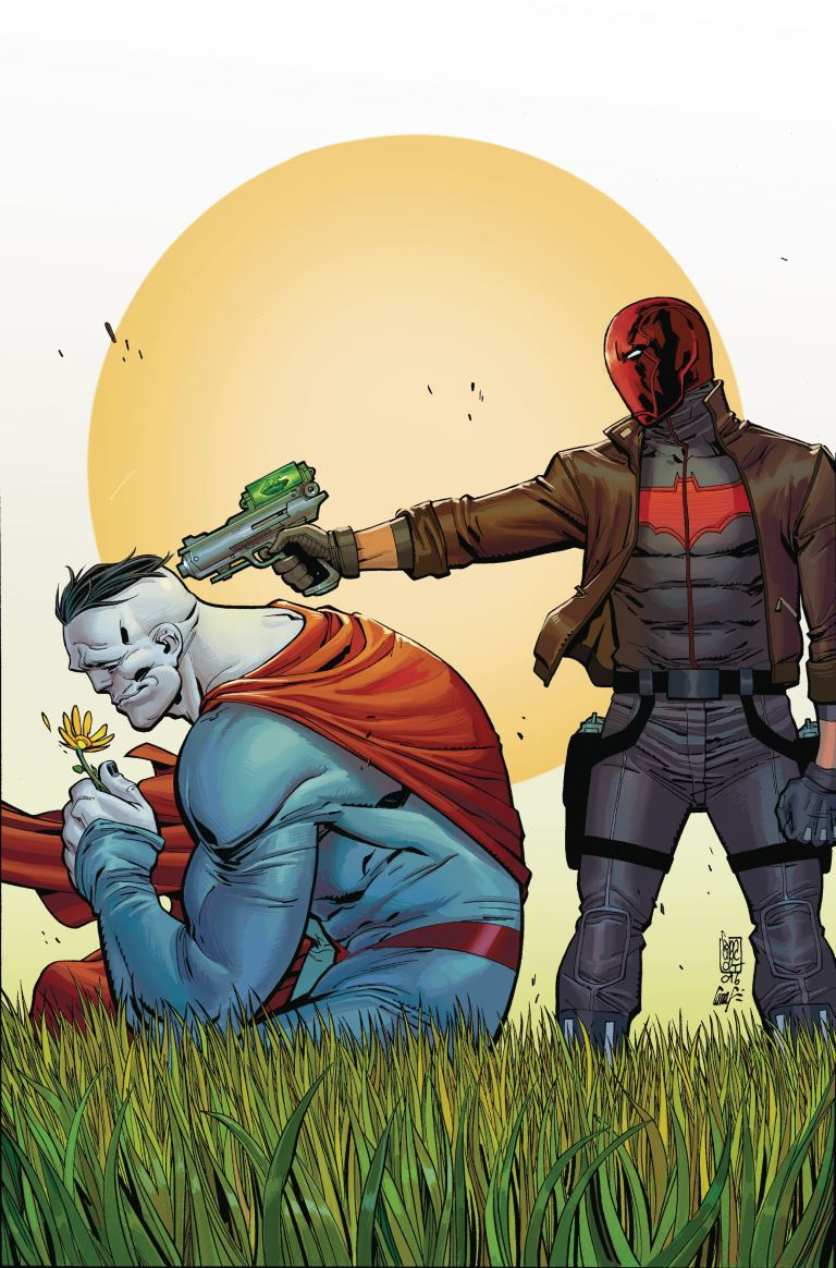 Red Hood And The Outlaws #7 (Cover A Giuseppe Camuncoli & Cam Smith)