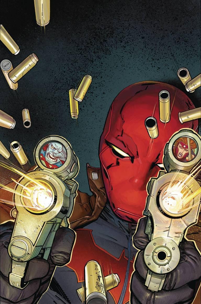Red Hood And The Outlaws Rebirth #1 (Cover A Giuseppe Camuncoli & Cam Smith)
