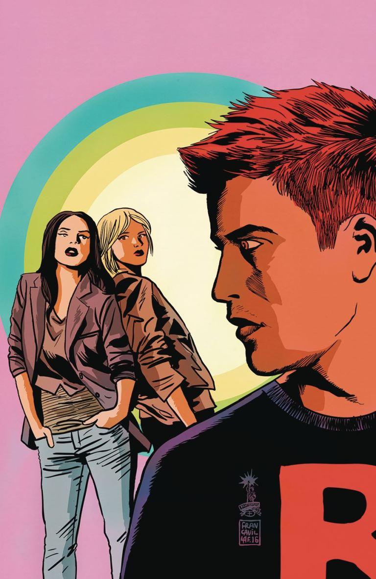 Riverdale #1 (Francesco Francavilla Cover)