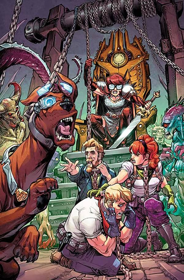 Scooby Apocalypse #10 (Cover A Howard Porter)