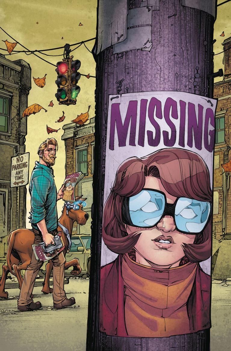 Scooby Apocalypse #11 (Cover A Howard Porter)