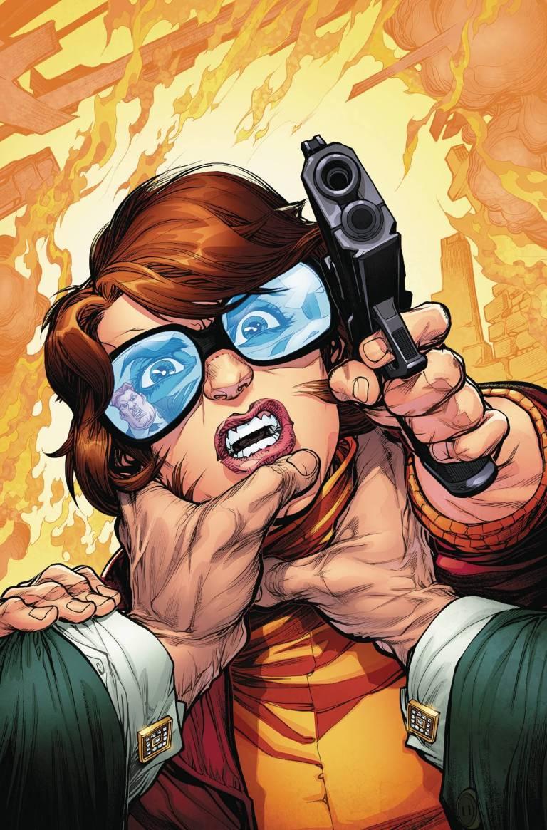 Scooby Apocalypse #14 (Cover A Howard Porter)