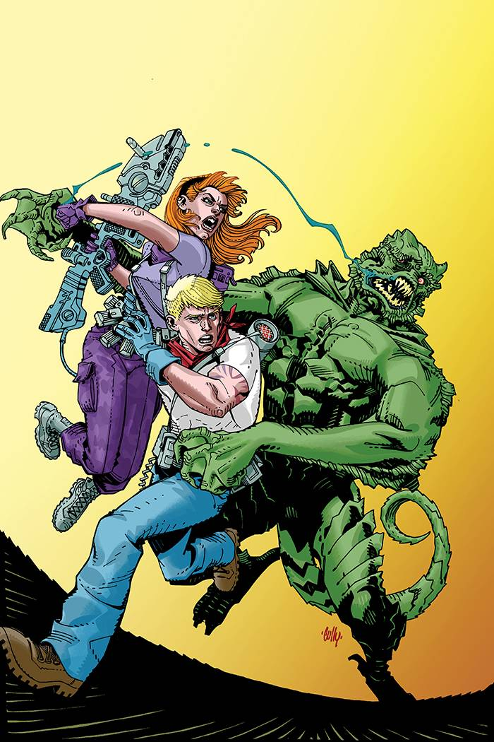Scooby Apocalypse #14 (Cover B Cully Hamner)