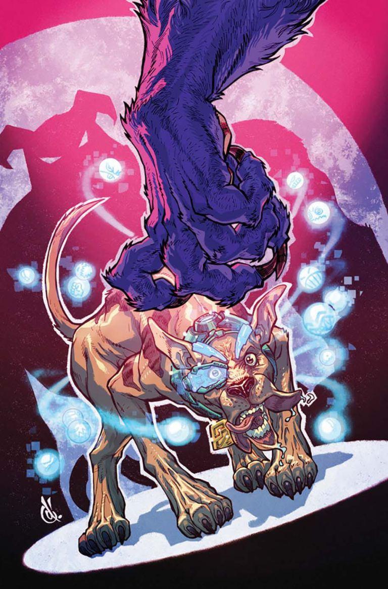 Scooby Apocalypse #15 (Cover A Carlos D'Anda)