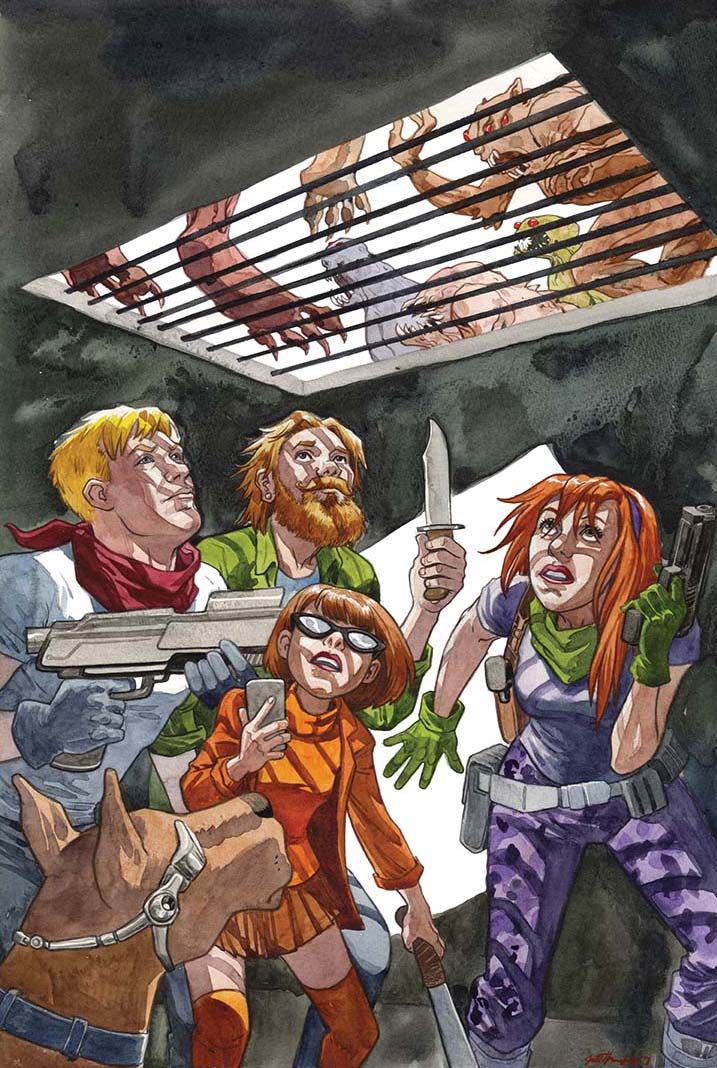 Scooby Apocalypse #15 (Cover B Jill Thompson)