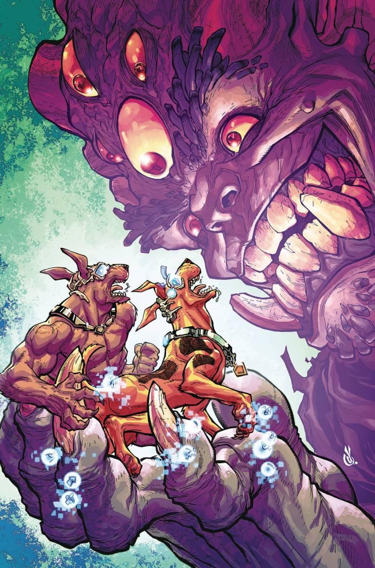 Scooby Apocalypse #16 (Cover A Carlos D'Anda)