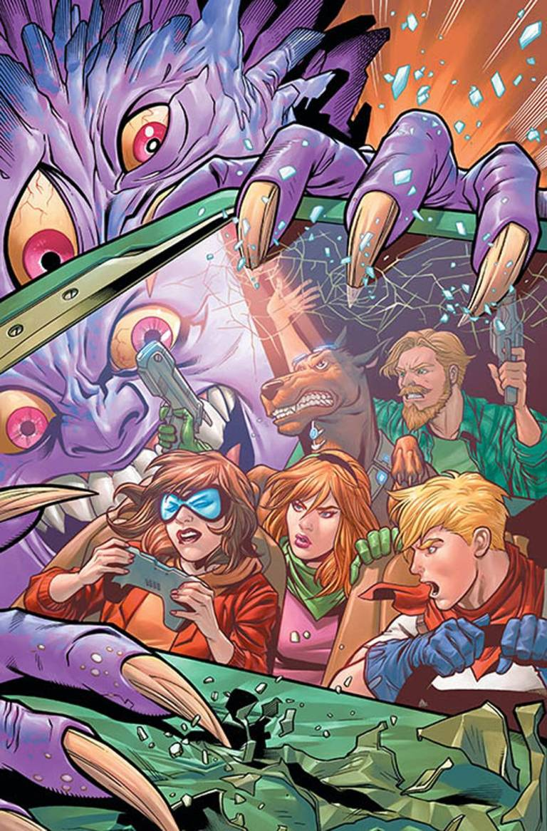 Scooby Apocalypse #16 (Cover B Emanuela Lupacchino)