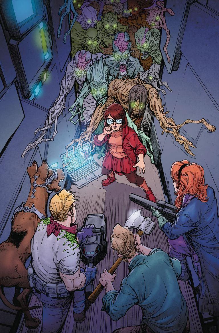 Scooby Apocalypse #9 (Cover A Howard Porter)