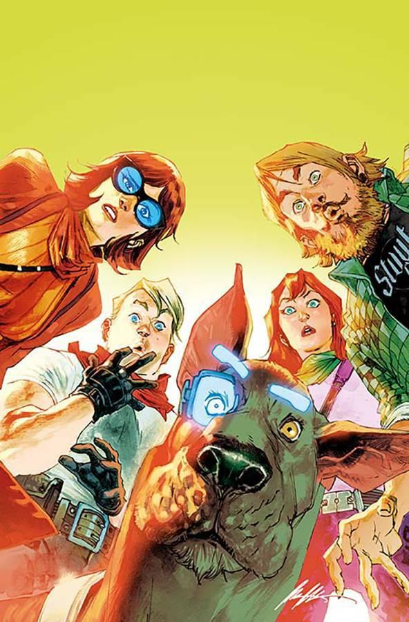 Scooby Apocalypse #9 (Cover B Rafael Albuquerque)