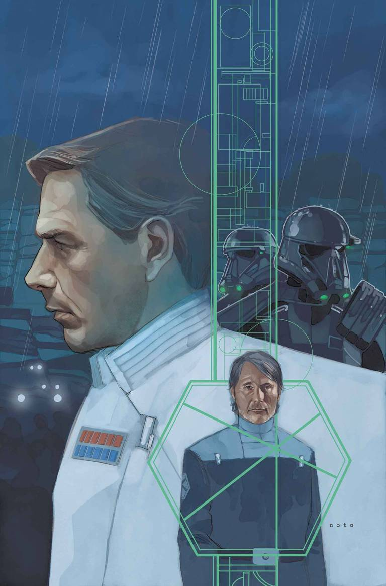 Star Wars Rogue One Adaptation #3 (Cover A Phil Noto)